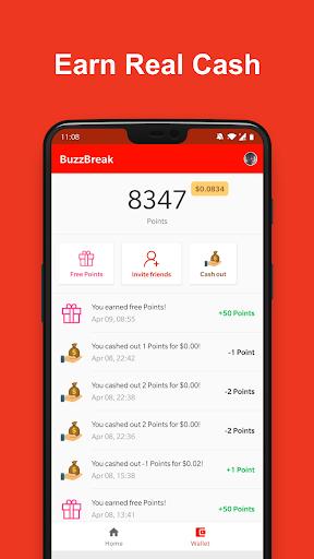 BuzzBreak - Read, Funny Videos & Earn Free Cash! screenshot 3