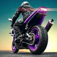 Top Bike: Street Racing & Moto Drag Rider on 9Apps