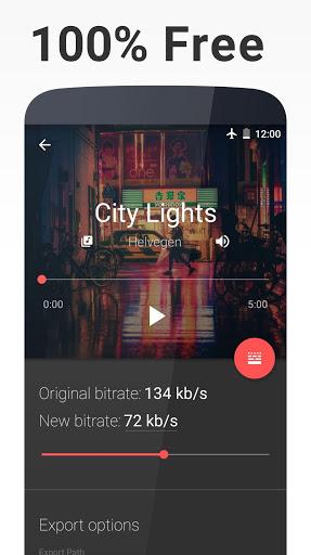 Timbre: Cut, Join, Convert Mp3 Audio & Mp4 Video 5 تصوير الشاشة