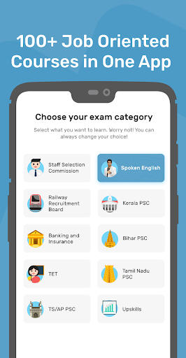 Entri: Learning App to Secure a Job screenshot 2