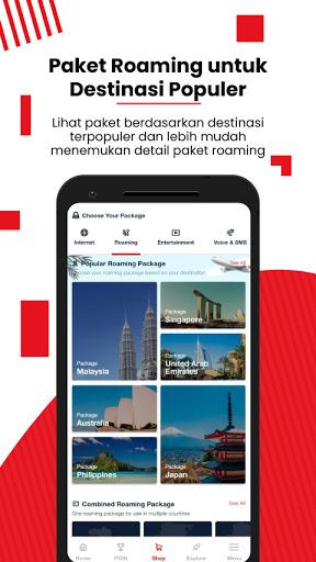 MyTelkomsel - Beli Pulsa/Paket & Dapat Kuota 7,5GB screenshot 8