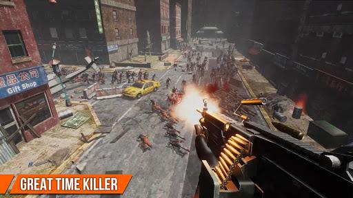 DEAD TARGET: Offline Zombie Games screenshot 13