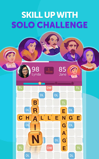 Words with Friends: Play Fun Word Puzzle Games screenshot 3