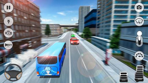 Bus Games - Coach Bus Simulator 2020, Free Games screenshot 1