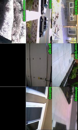 IP Cam Viewer Basic 2 تصوير الشاشة