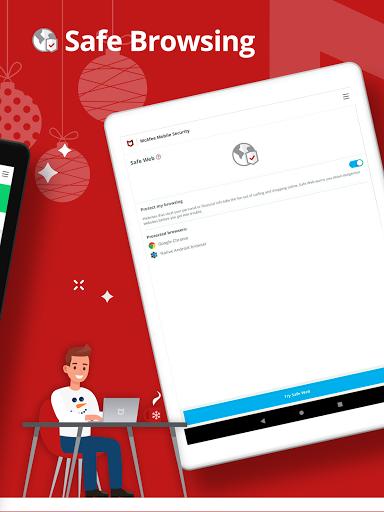 Mobile Security: VPN Proxy & Anti Theft Safe WiFi screenshot 13
