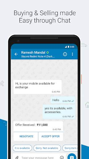 Quikr – Search Jobs, Mobiles, Cars, Home Services screenshot 8