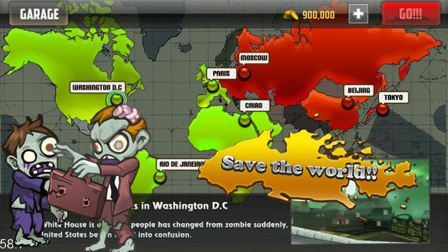 Oops! Zombies screenshot 4