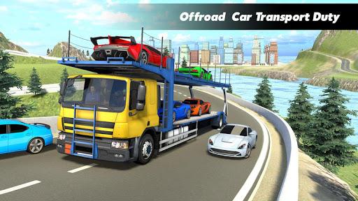 Cruise Ship Transport Car Game screenshot 6