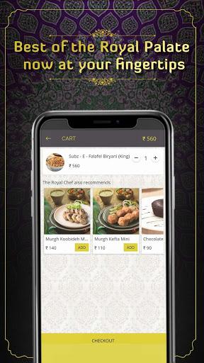 Behrouz Biryani - Order Biryani Online screenshot 8