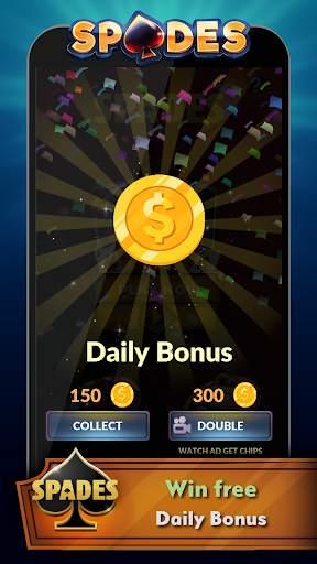 Spades - Offline Free Card Games screenshot 6