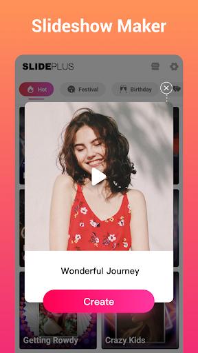 SlidePlus - Photo Slideshow Maker screenshot 3