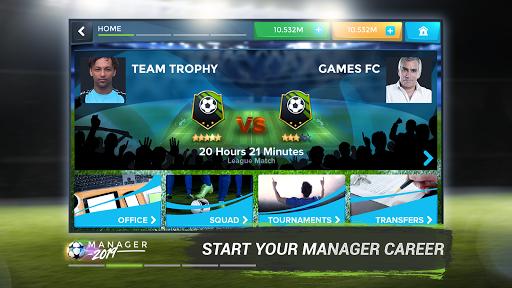 Football Management Ultra 2021 - Manager Game screenshot 2