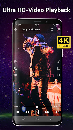 Video Player All Format for Android screenshot 3