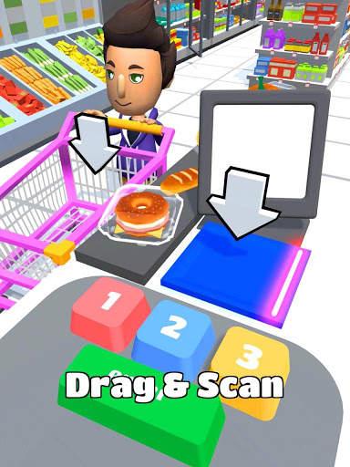 Hypermarket 3D screenshot 6