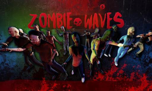Zombie Waves 3D 7 تصوير الشاشة