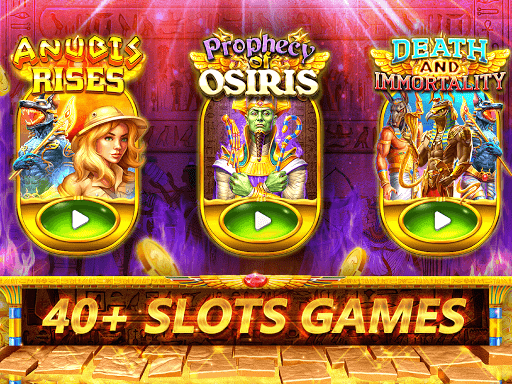 Slots of Immortality™ - Free Casino Slot Games 15 تصوير الشاشة