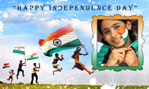 Happy Independence Day Frames screenshot 3
