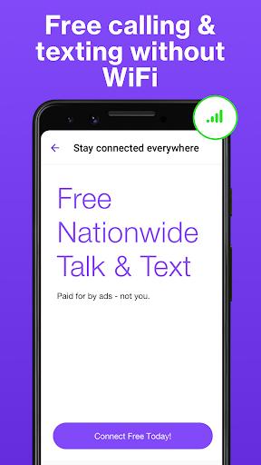 TextNow: Free Texting & Calling App 8 تصوير الشاشة