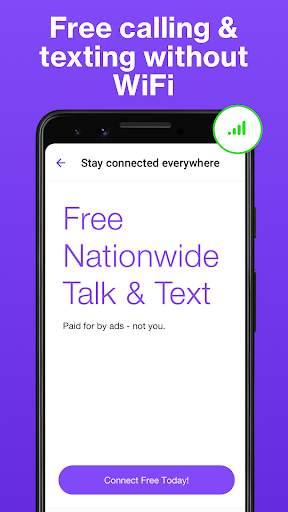 TextNow: Free Texting & Calling App screenshot 9