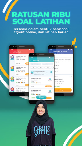 Ruangguru - One-stop Learning Solution screenshot 6