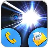 Best Flash Alerts On Call/SMS on APKTom