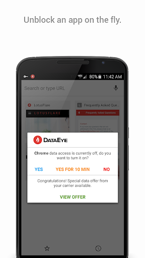 DataEye | Save Mobile Data screenshot 6