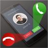 Transparent Caller icon