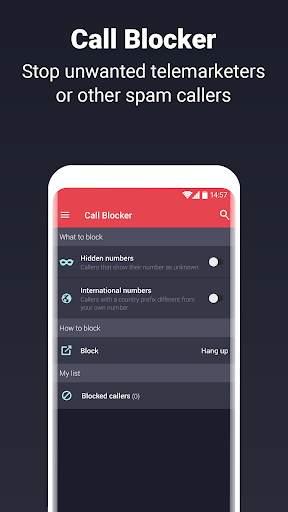 CIA - Caller ID & Call Blocker screenshot 4