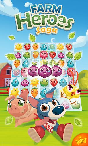 Farm Heroes Saga 5 تصوير الشاشة