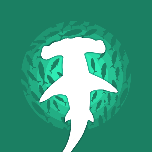 Shoal of fish icon