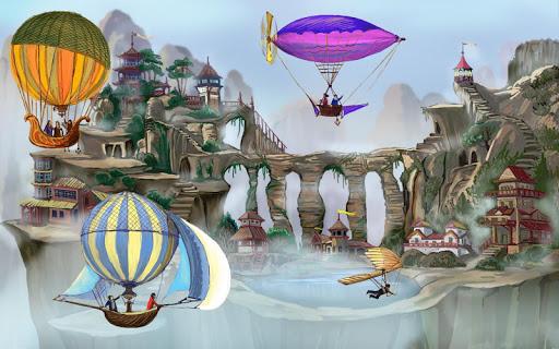 Flying World Live Wallpaper 17 تصوير الشاشة