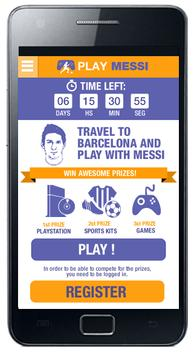 Play Messi 1 تصوير الشاشة
