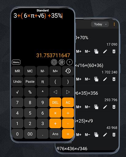 HiEdu Scientific Calculator : He-570 2 تصوير الشاشة