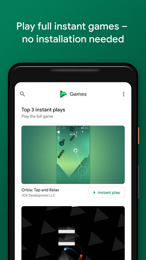Google Play Games screenshot 1
