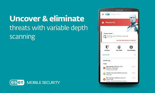 ESET Mobile Security & Antivirus screenshot 12