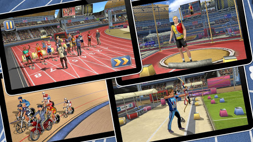 Athletics2: Summer Sports Free screenshot 2