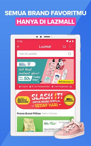 Lazada Indonesia - Aplikasi Belanja Online Terbaik screenshot 13