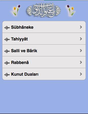 Kuran Tecvidi screenshot 6