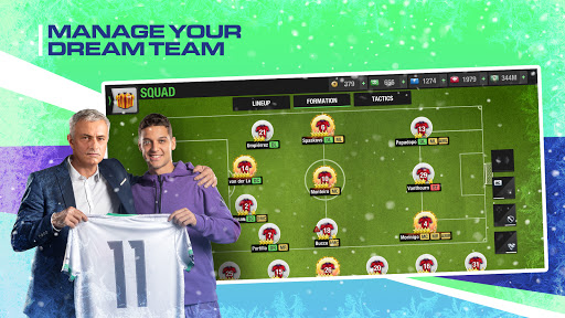 Top Eleven - Be a soccer manager 4 تصوير الشاشة