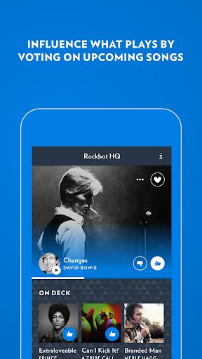 Rockbot - Request Music screenshot 2