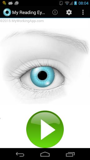 My Reading Eyes Free 2 تصوير الشاشة