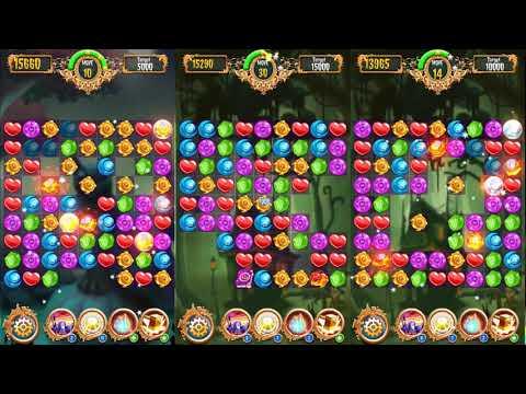 Magic Jewels: New Match 3 Games 1 تصوير الشاشة