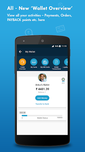 Bill Payment & Recharge,Wallet 2 تصوير الشاشة