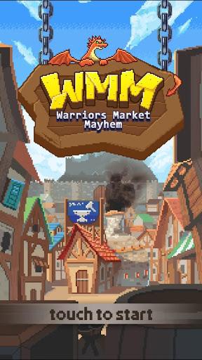 Warriors' Market Mayhem VIP : Offline Retro RPG screenshot 6