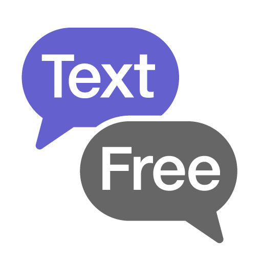 Text Free: Free Text Plus Call أيقونة