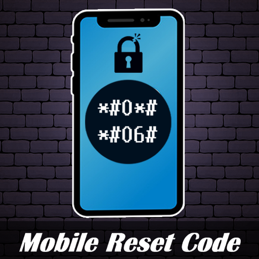 Reset Code Any Mobile and Sim Unlock Guide icon