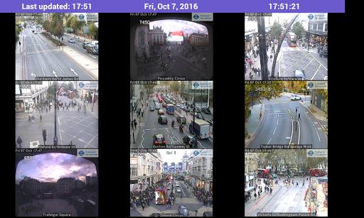 London Transport Status 3 تصوير الشاشة