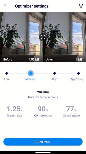 AVG Cleaner – Junk Cleaner, Memory & RAM Booster screenshot 7