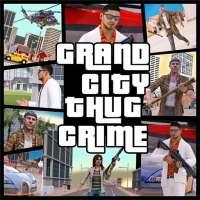 Grand City Thug Crime Game on 9Apps